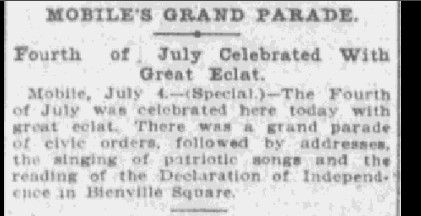 Montgomery Advertiser July 5 1902 re fourth of july parade.jpg