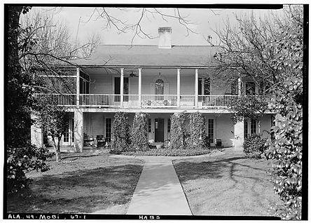 Historic American Buildings Survey E. W.