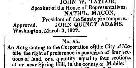 1827 incorporation of Spring Hill.JPG