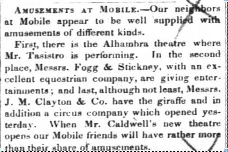 amusements in mobile tp december 26, 184