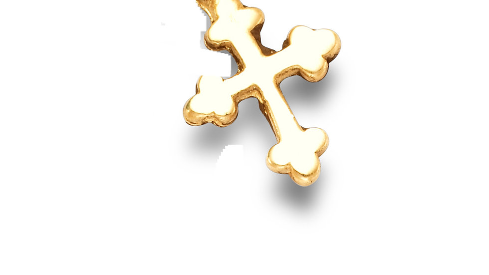 Artistic Rosary Design Signature Miniature Cross