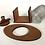 Thumbnail: wooden tea nest inscribed with Soakology logo