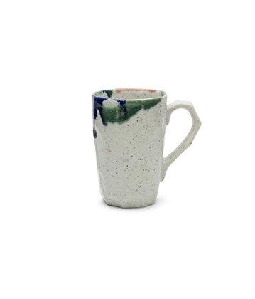 tall ceramic tea mugs
