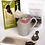 Thumbnail: tall ceramic tea mug set