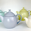 Thumbnail: dew teapot with diffuser basket