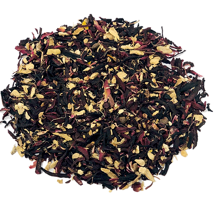Hibiscus Ginger (House Blend)