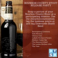 United Beverage Contest Bourbon County 2