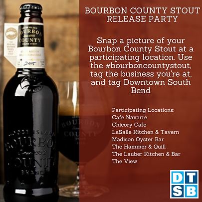 United Beverage Contest Bourbon County 2
