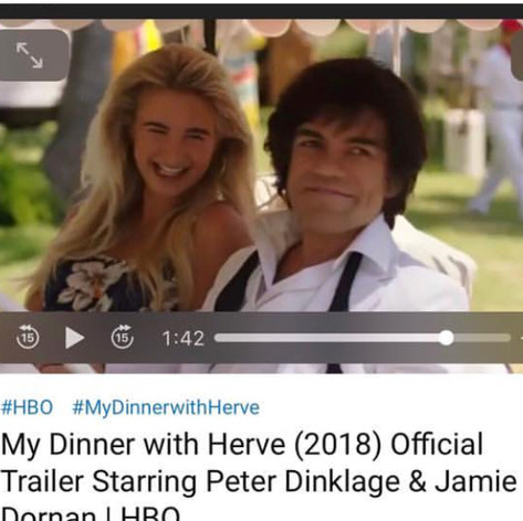 RAYA DIZE WITH PETER DINKLAGE HBO