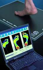 GaitScan analysis at lee chiropractic clinic