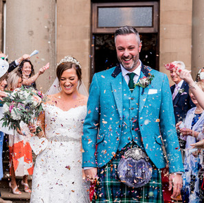 Get Your Kilt! - Hannah and Sean's gloriously relaxed, luxury wedding at Rise Hall