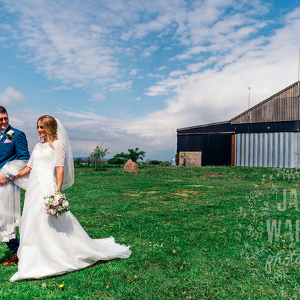 A Rustic Luxe Wedding at Beeston Manor - Leanne and Brendan