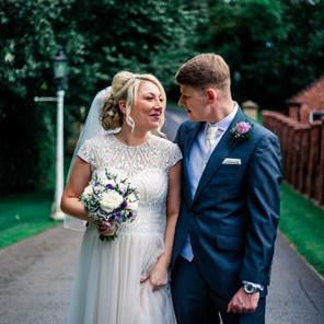 Farington Lodge Wedding - Chelsea and Jack