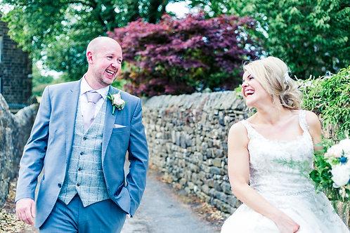 Wedding Photography Deposit