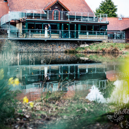 A Very Intimate Wedding at Chevin Lodge Hotel and Spa - Naureen and Phin