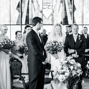 A Stunning Summer Wedding in Chester - St Columbas Church and Willington Hall - Alex and Rob