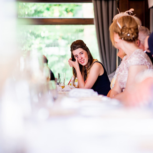 Wedding Speeches at Beech Hill Hotel and Spa, Windermere