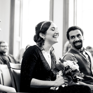 Lucy and Steven's Relaxed Edinburgh Wedding