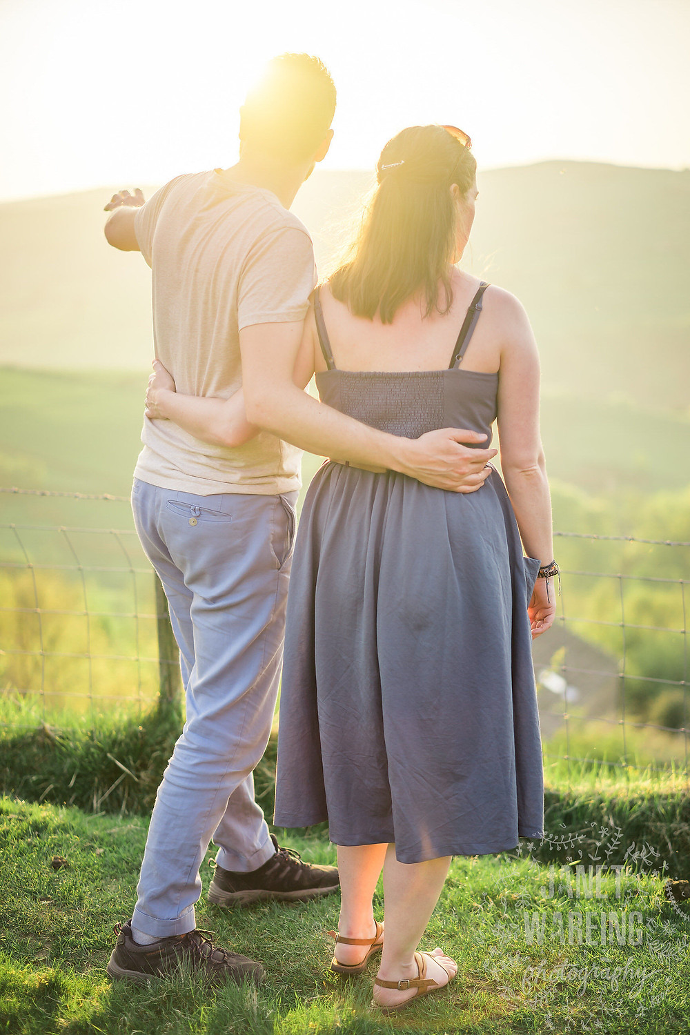 engagement shoot, engagement photographer, west yorkshire, hebden bridge, todmorden, natural, relaxed, unposed, documentary, wedding photography, alternative, best photographers, north west wedding photographer, stoodley pike monument