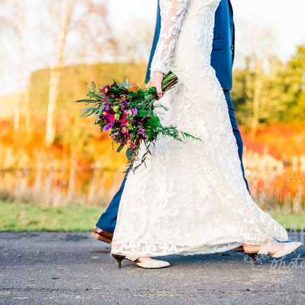 Wedding at The Coniston Hotel Country Estate and Spa, Skipton - An Intimate Wedding - Winston's Barn
