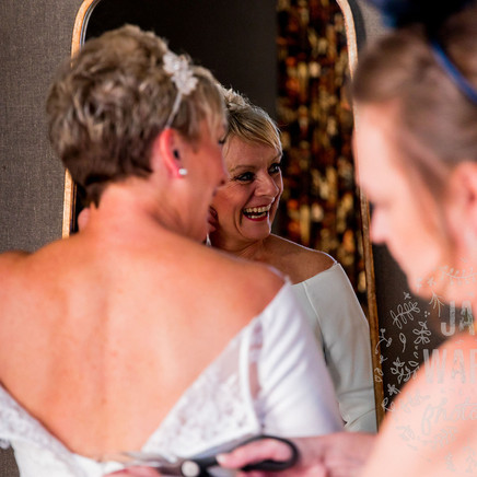 A Secret Ceremony at Manor House Lindley - Sue & Andrew