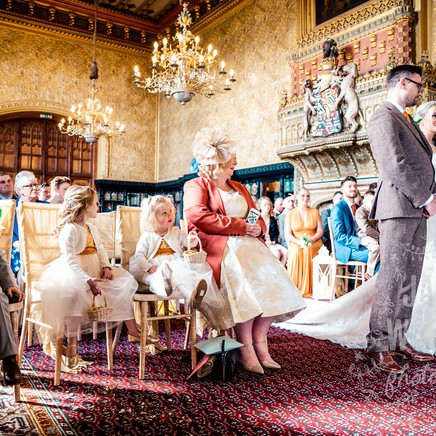 Carlton Towers Wedding Photography - Jordan and James' Opulent and Intimate Wedding Day