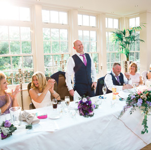 Planning the Photography for your Summer Wedding