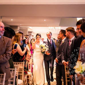 A Timeless, Natural Wedding at The Woodlands Hotel Leeds - Vikki and Liam
