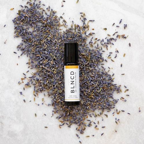 BLNCD Aromatherapy & CBD Roll-On | Focus