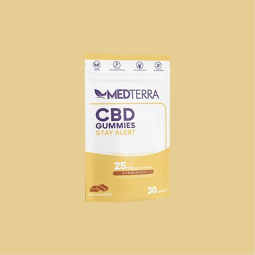 MedTerra CBD Gummies | Stay Alert