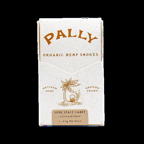 Pally Organic Hemp Smokes