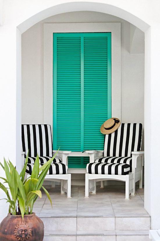 The Tan Cabana