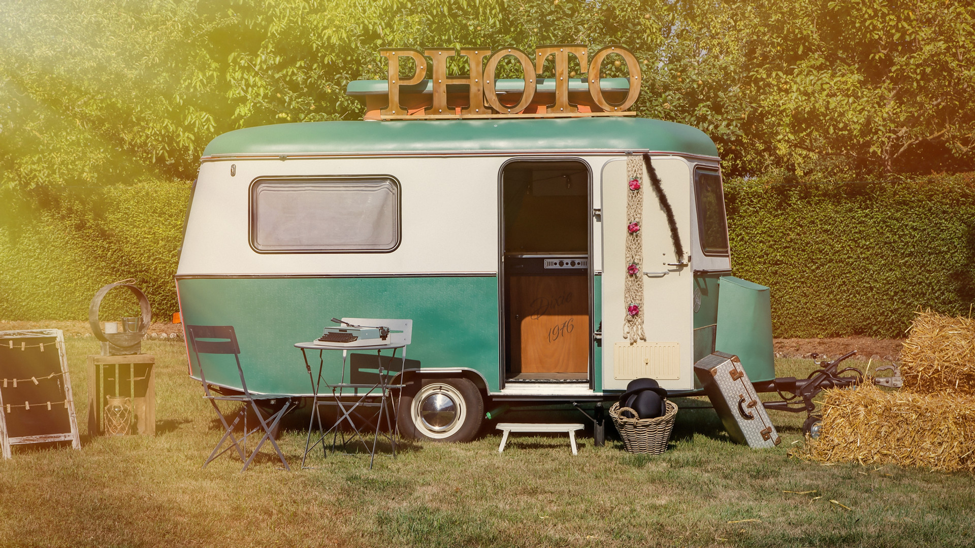Caravane Photobooth