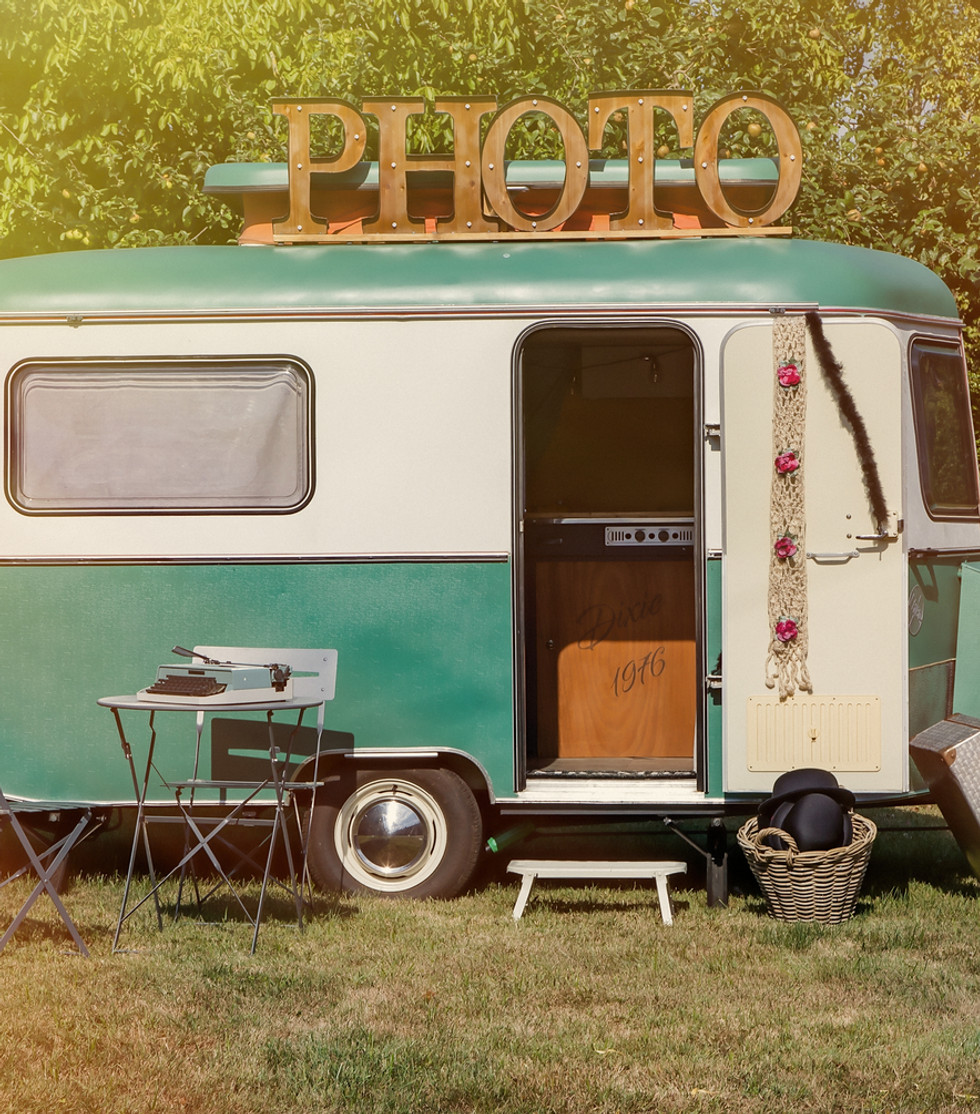 Caravane Photobooth