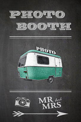 Photomaton caravane Photobooth