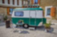 Dixie la caravane photobooth