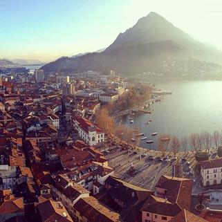 #Lecco, view from the #bell #tower. #vis