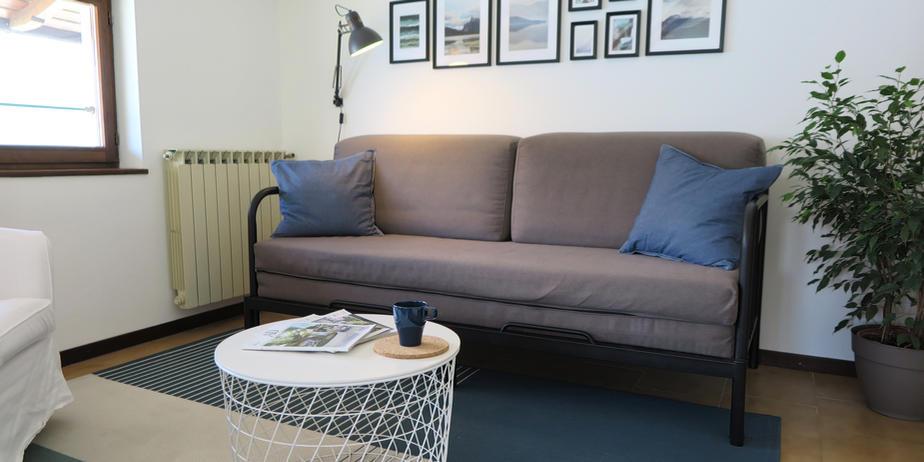 Le Onde 1 - Living room