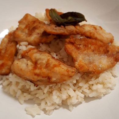 Perch fillet. #traditional #food. Home c