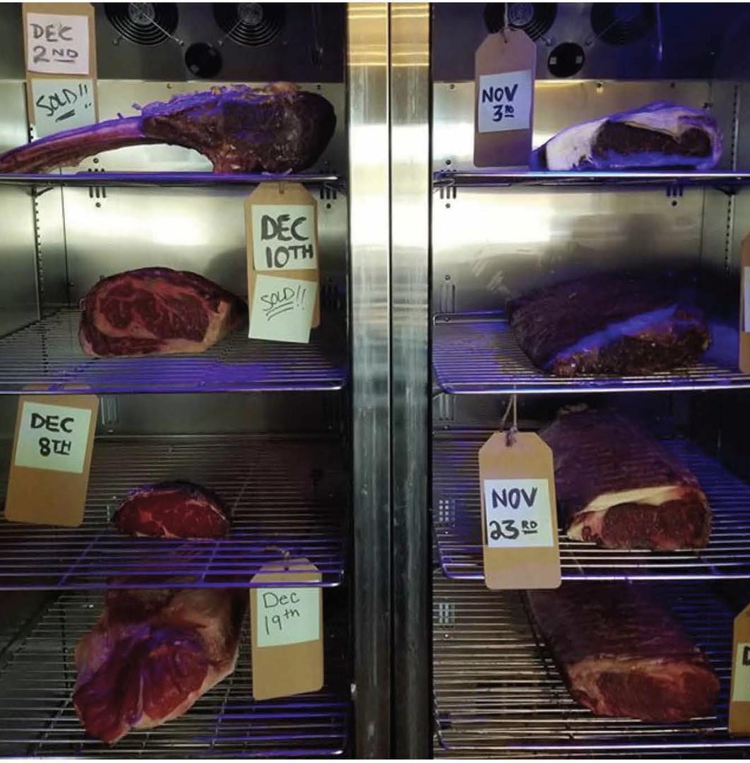 Dry-Aged Steaks