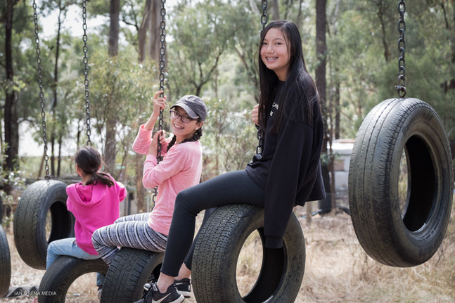 The Great Adventure Youth Camp