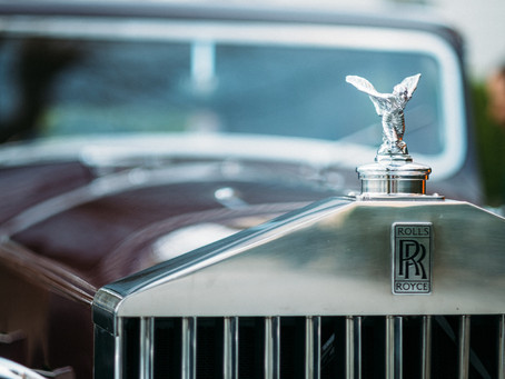 Would you let a garbage truck driver drive your Rolls Royce?