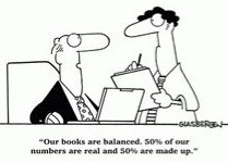 Bookkeeping joke