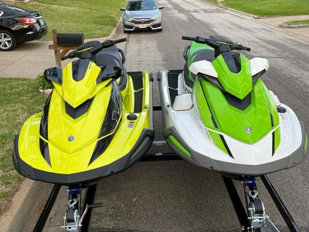 2021 Waverunner Jet Skis