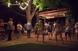 Dancin' at The Winery