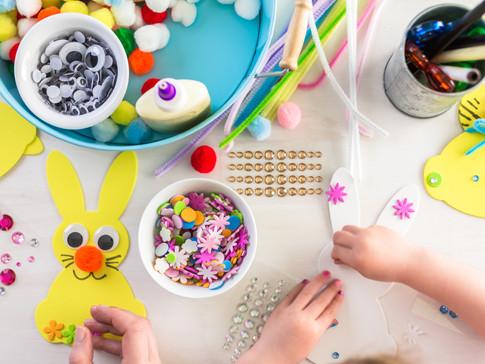 Craft fun for children