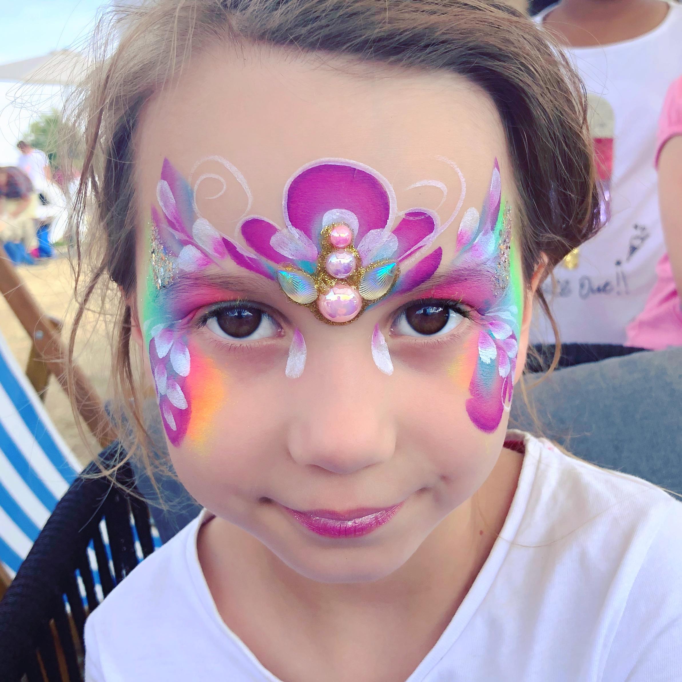 Children's make up