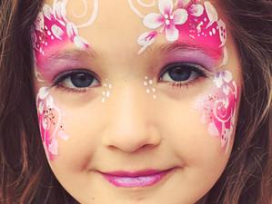 Our top ten favourite children's face paints...