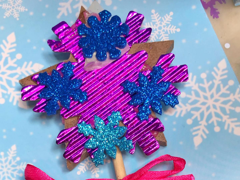 Magic wand arts and crafts