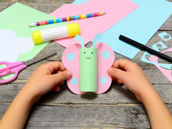 Children's craft activies